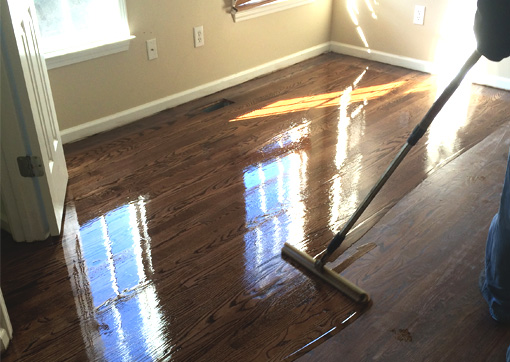 Hardwood Floor Refinishing Atlanta, GA