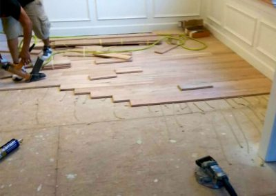 Hardwood Floor Installation Atlanta, GA