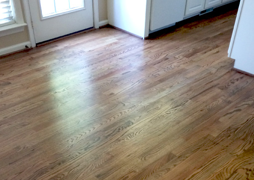 Hardwood Floor Installation Woodstock