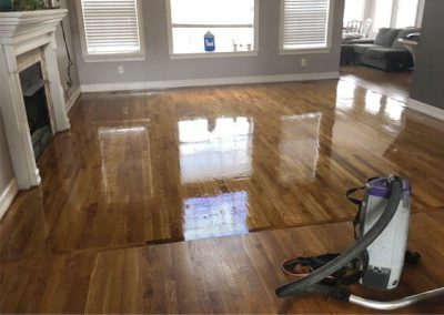 Hardwood Floor Refinishing Decatur