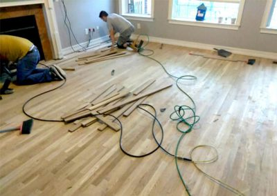 Hardwood Floor Repair Marietta