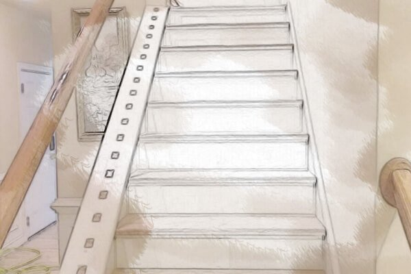 Staircase Railings Installation