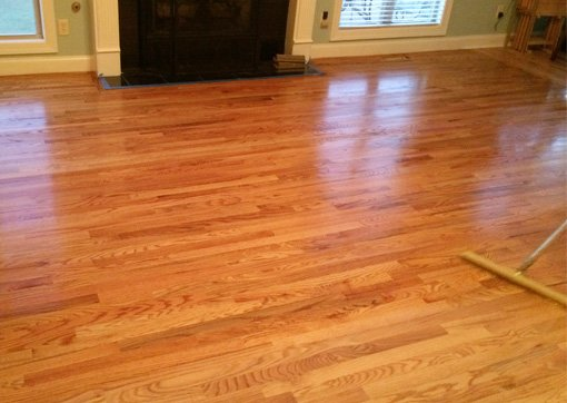 Hardwood Floor Refinishing and Restoration in Atlanta
