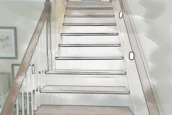 Staircase Refinish & Replacement
